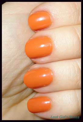 Butter London minger swatches