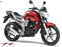 Harga Sepeda Motor Yamaha Terbaru Maret 2013