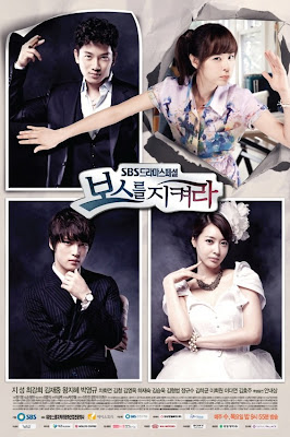 Daftar Sinopsis Drama Korea: Protect The Boss 1-18 (Final)