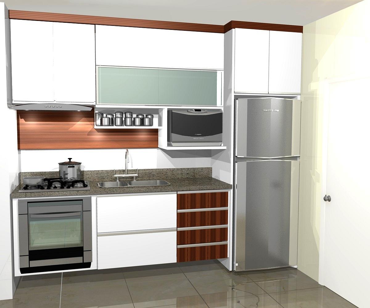 Cozinhas planejadas: Cozinhas pequenas planejadas #91553A 1200 1000
