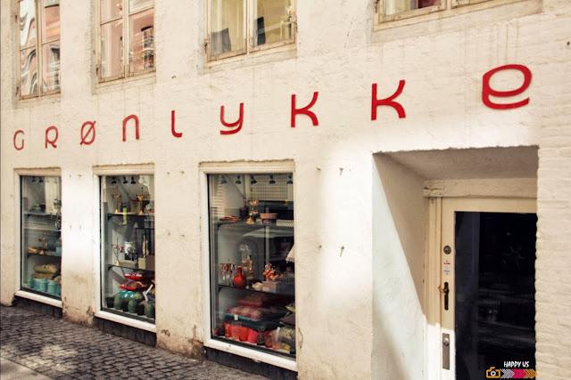 Copenhague - Boutique Gronlykke