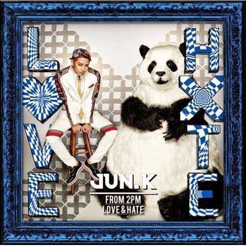 [Album] Jun.K (From 2PM) - LOVE&HATE [2014.05.14] Junk