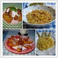 Blogom krumplis ételeiből válogatás