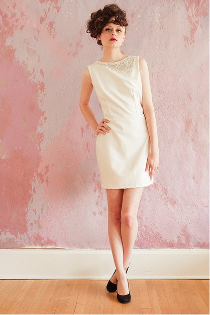 short Wedding Dresses 2013 From Sarah Seven