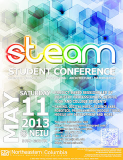 STEAM Conference at Northeastern Illinois University