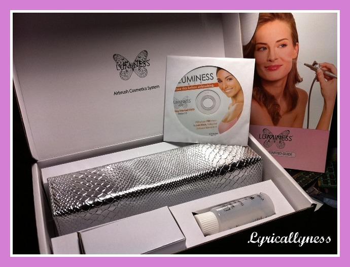 luminous airbrush makeup. Interested in Airbrush Makeup?