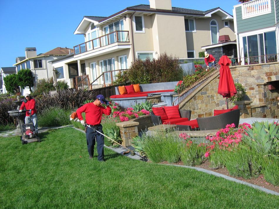 Business ideas small business ideas start a landscaping for Landscaping services