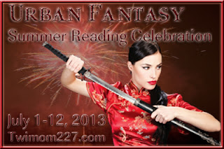 Urban Fantasy Summer Reading Celebration-Suzanne Johnson