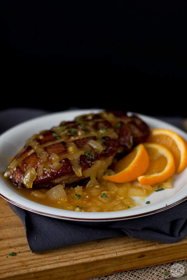 Todos hemos oído hablar del pato a la naranja, pero pocos lo han probado. ¡Tú ahora puedes!