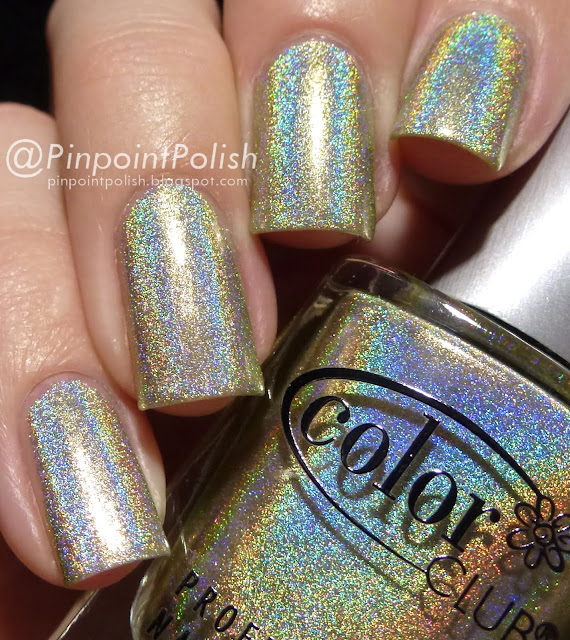 Color Club, Kismet, swatch