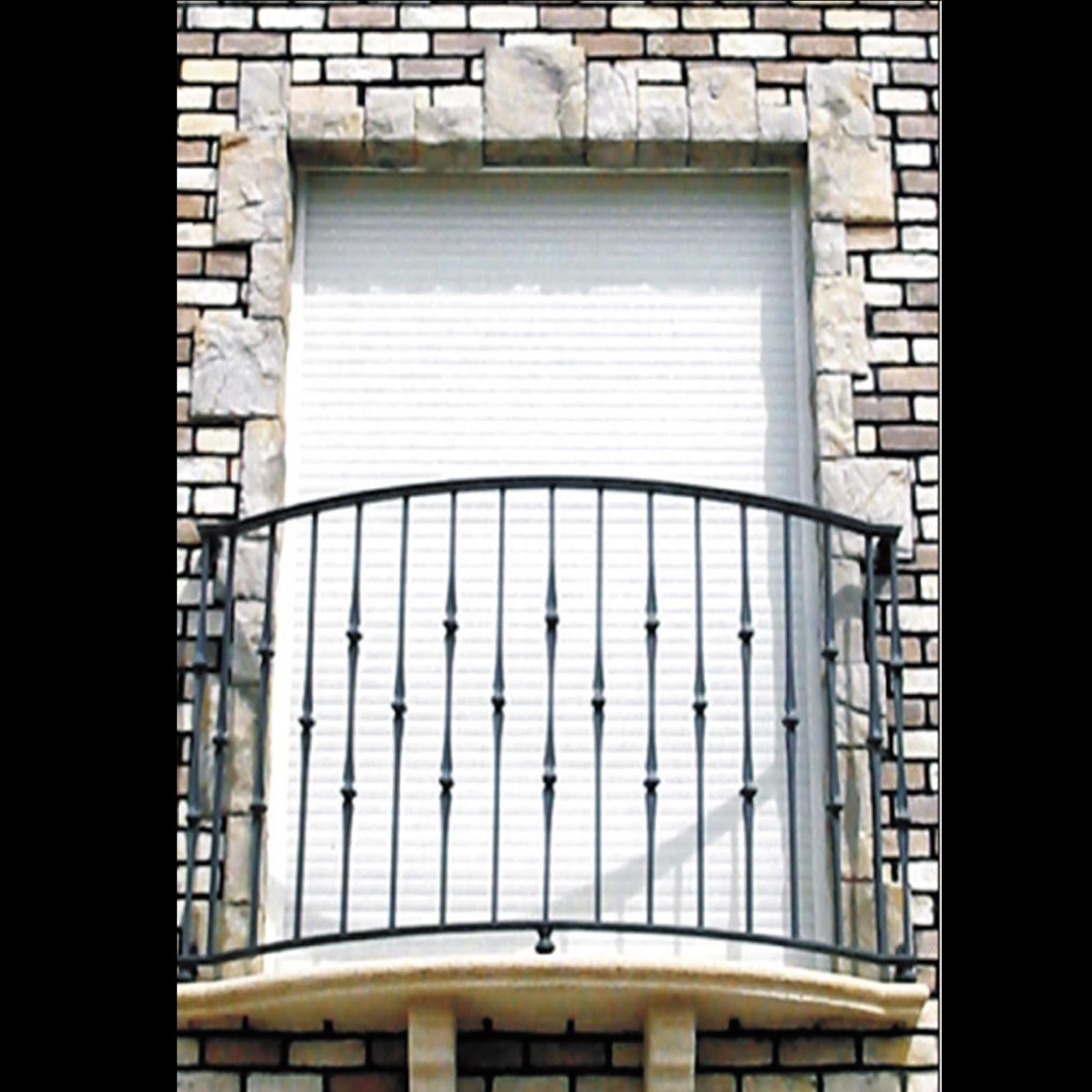 Grupo andreu balcones de forja art stica - Balcones de forja antiguos ...