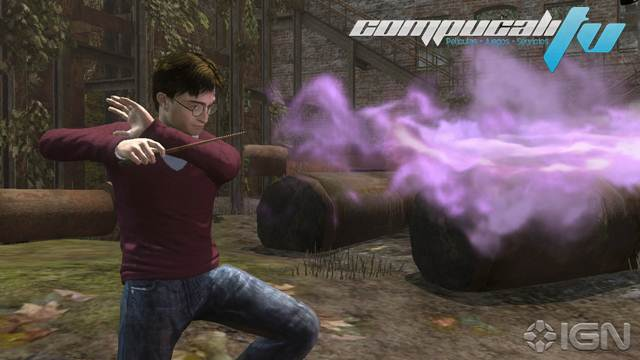 Harry Potter y Las Reliquias de La Muerte Parte 1 PC Full Español