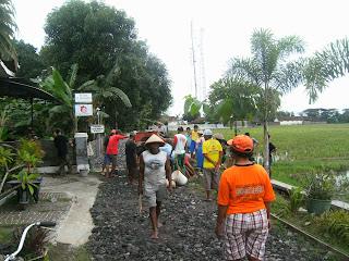 Gotong Royong Banaran Munggung Karangdowo Klaten