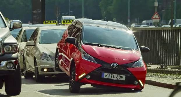 Must Watch: Toyota AYGO marks its territory with Aygo Crazy
