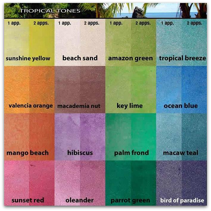 Desert Dreaming Color Inspiration The Tropics