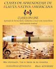 Clases de Flauta Nativa Online