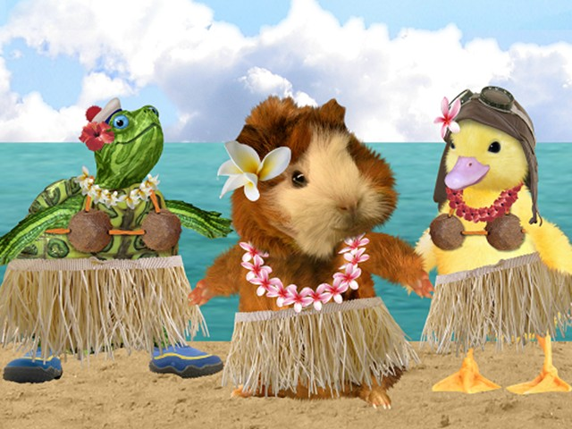 The Wonder Pets Cartoon picture