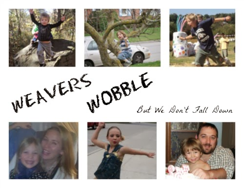 Weavers Wobble (But We Don't Fall Down)