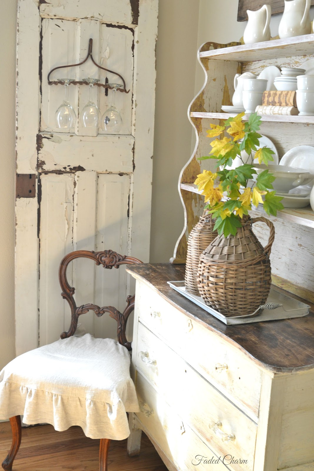 Faded Charm Farmhouse Friday Fall Favorites