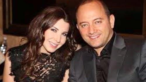 بالفيديو.. نانسي عجرم تحتفل بعيد زواجها السادس
