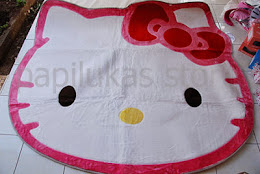 Karpet Hello Kitty