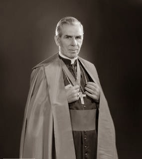 Archbishop Fulton J. Sheen,