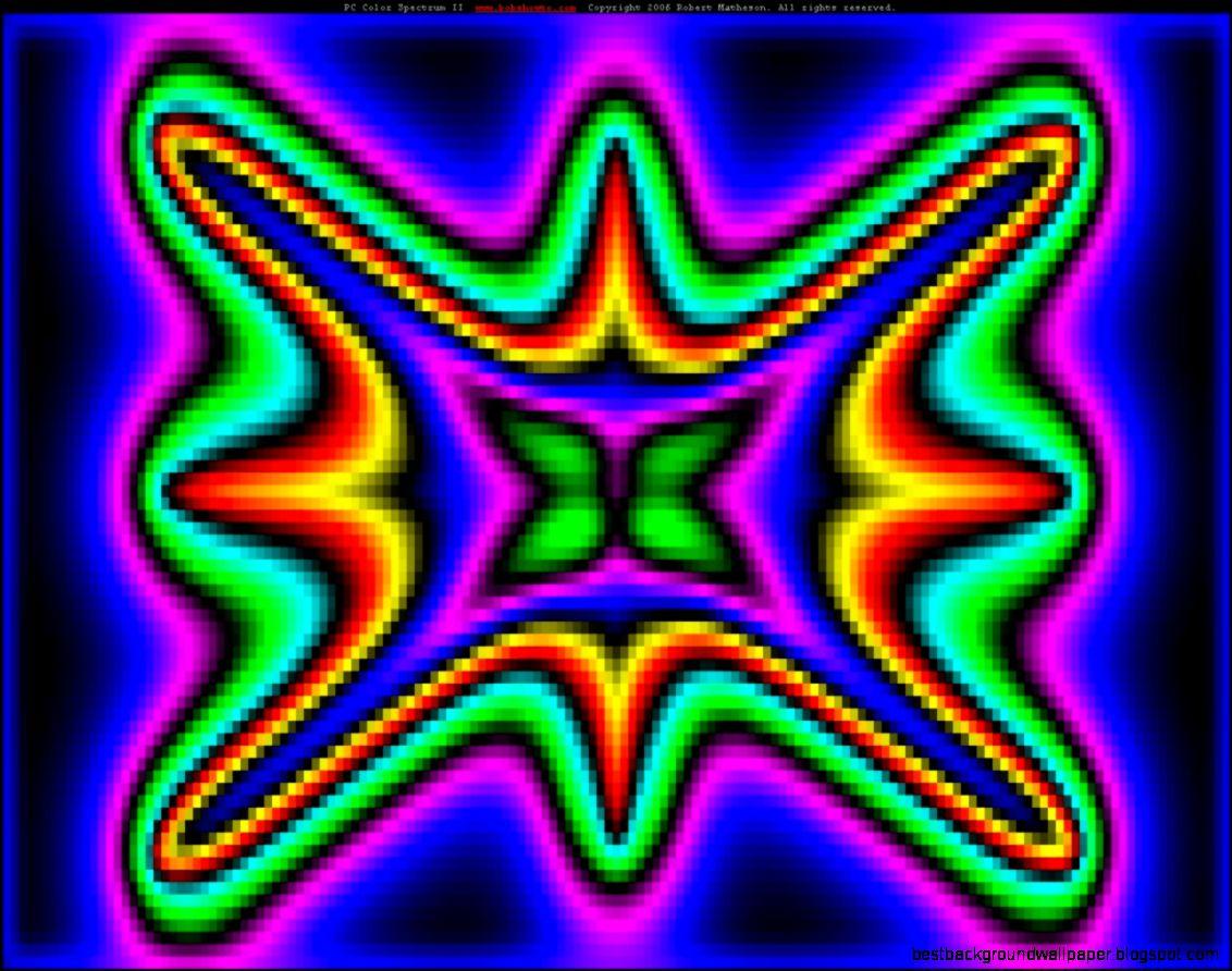 Strobe Light Screensaver Wallpaper