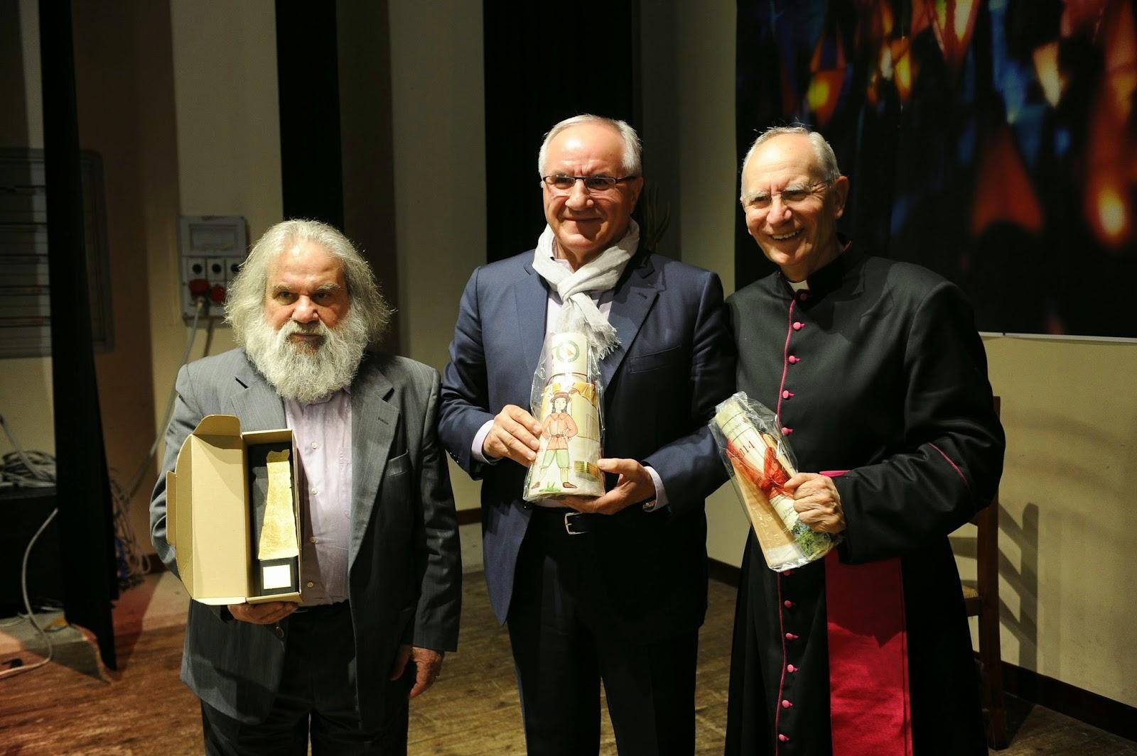 """Il film del """"Coppo d'Oro 2014"""". Il premio a Vittorio Amadio"""