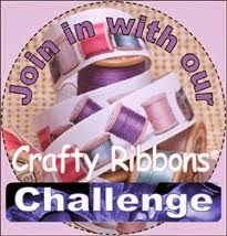Crafty Ribbons Challenge (onsdag)
