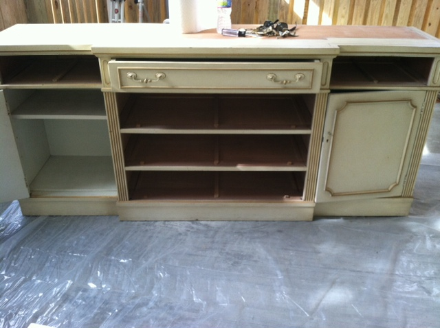 The Notebook Furniture Rehab Refinish