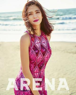 Lee Tae Im Arena Homme November 2015