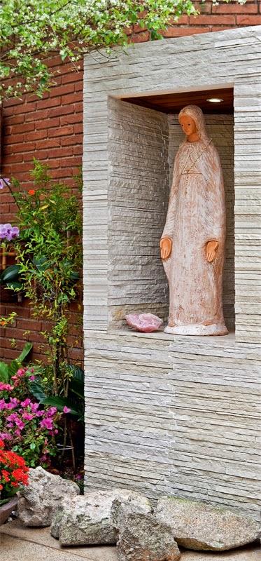 gruta para jardim de inverno:blog de decoração – Arquitrecos: Espaços para oração e