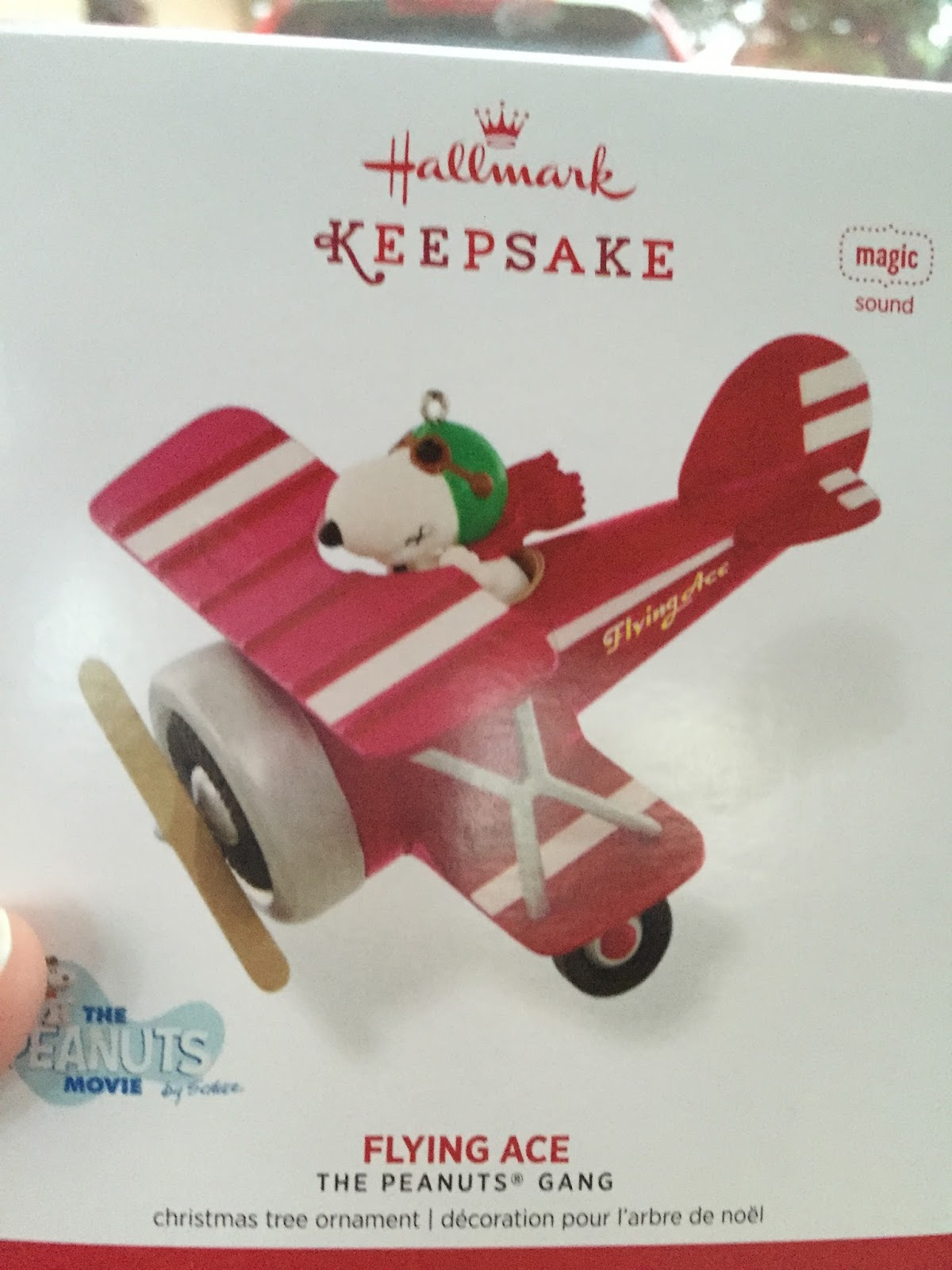 Life With Beagle Hallmarks newest Snoopy and pet ornaments