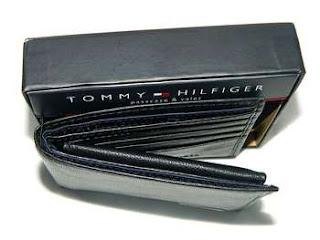 modelo de carteira masculina tommy na caixa