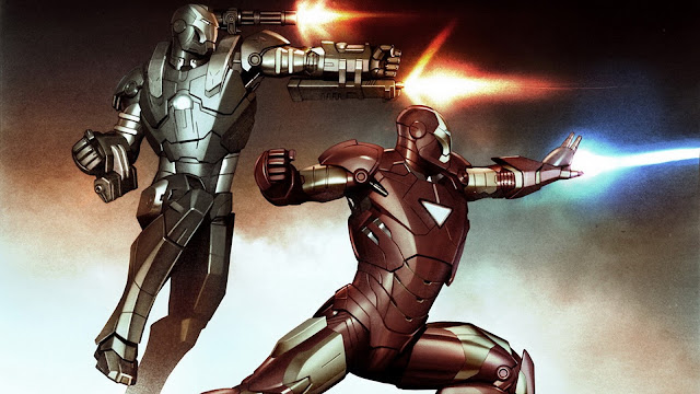 War Machine (Marvel Comics) Character Review - 2