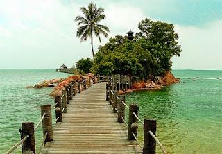 Beaches in Singapore