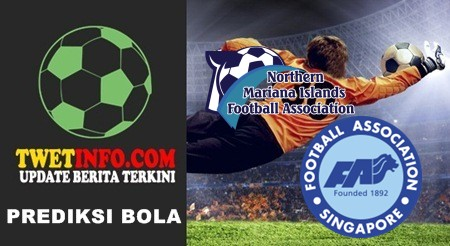 Prediksi Mariana Islands U19 vs Singapore U19