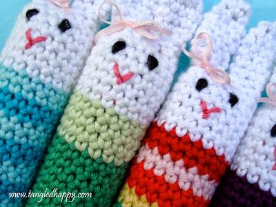 free crochet pattern amigurumi bunny