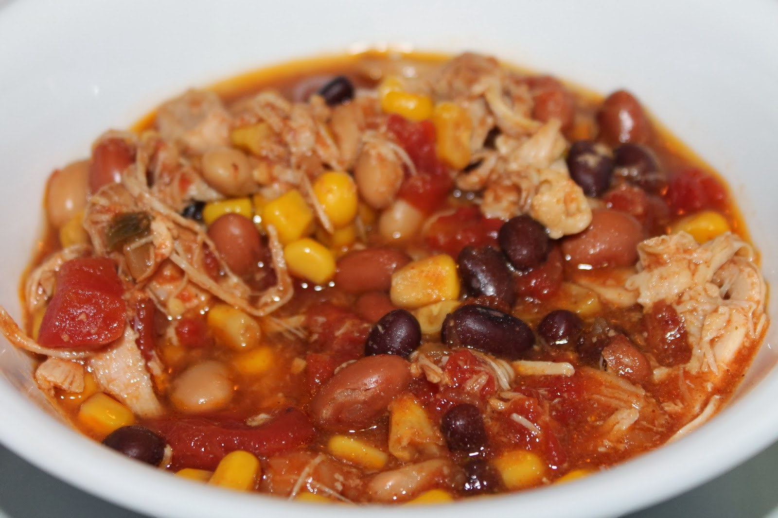 Man That Stuff Is Good!: Tricia's Crock Pot Chicken Tortilla Soup