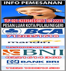 PEMBAYARAN VIA BANK