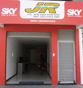 JR.  SKY. COMPRE LOGO A SUA