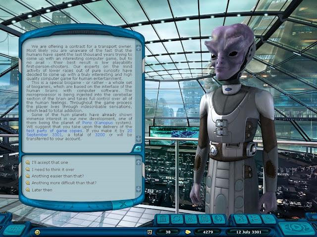 A Faeyan alien