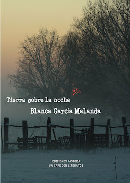 TIERRA SOBRE LA NOCHE <br> Blanca García Malanda