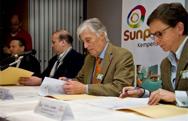 sunparks kempense meren investering half miljoen Mark Haak Wegman Olympics