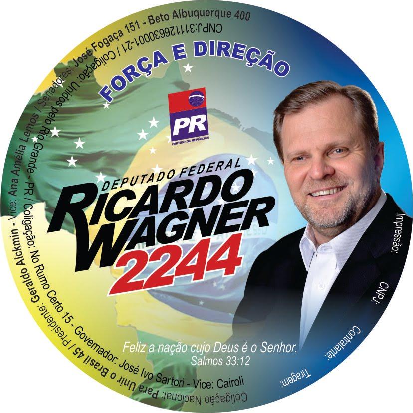 Ricardo Wagner Deputado Federal