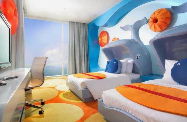 gambar kamar anak laki laki