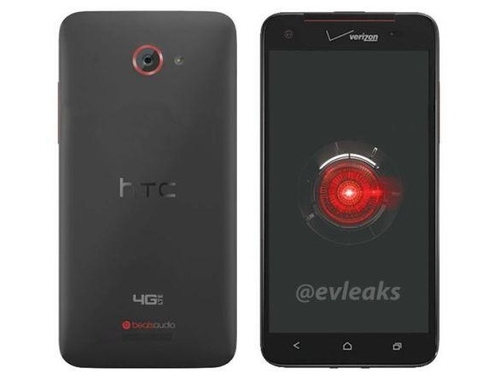 HTC Droid DNA's official picture