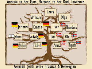 My Mom's Dad -German & Norwegian
