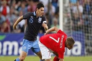 Inggris vs Norwegia