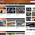 Video Portal Template Grátis Para Blogger